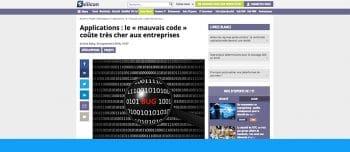 Le mauvais code