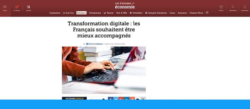 Transformation digitale : les salariés souhaitent « un accompagnement personnalisé »