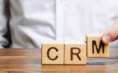 L'intégration d'une solution CRM ou gestion de la relation client